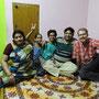 Unser Zimmer - unsere nette Gastfamilie.