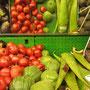 Ein erster Eindruck von südamerikanischen Vitaminbomben im Supermarkt.