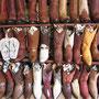 Cowboystiefel sind Pflicht für den einheimischen Mann.