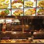Nicht nur für Vegetarier eine schwere Entscheidung, Gesundes Essen ist Fehlanzeige in Argentinien.