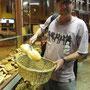 Chiles Brot ist Weltklasse. Deutsche Reminiszenz eben.