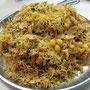 Bombay special. Alles gemischt & vegetarisch.