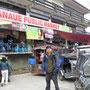 In Banaue angekommen. Endlich.