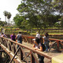 Barrancos bekannteste Brücke.