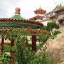 Garten im Kek Lok Si Tempel.