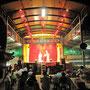Chinesische Opern sind fester Bestandteil der mehrtägigen Feiern.