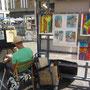 Maler auf dem Plaza de Armas.