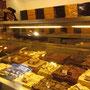 Schokolade und Pralinen. Ein obligatorisches Mitbringsel für die vielen argentinischen Touristen.