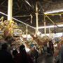 Zurück in der Markthalle. Hier gibt es alles was der Peruaner zum Leben bracht.