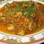Indisches Butter Chicken.