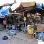 Ein kleiner Marktplatz in der Innerstadt.