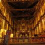 Geschätzte zig Tonnen Gold wurden in der Iglesia de San Francisco verbraucht.