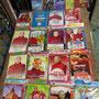 Buddhistische Lehrkassetten.