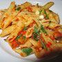 Penne all'arrabiata.