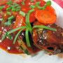Banaues Bestes. Hardcore frittierter Fisch in Fertigsoße.