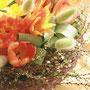 春のbird's nest アレンジ