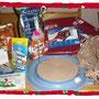 Dieses Weihnachtsgeschenk bekamen wir von Tanja aus der Winterhilfe