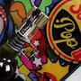 Donatella Whisky - 1950 Pop Art Edition - 60 Years old Master Blend Scotch