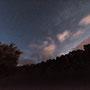 Sternfotografie außerhalb des Kraters