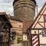 Nürnberg - Handwerkerhof und Königstor