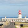 Leuchtturm vor Ponta Delgada