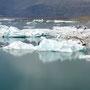 Spiegelung des Eisbergs
