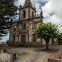 alte Kirche - stark gezeichnet