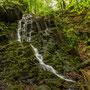 Wasserfall, Bergsee Ebertswiese - Tambach-Dietharz