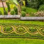 Gartenkunst, Schloss Altenstein - Bad Liebenstein