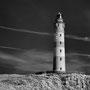 Licht im Dunkeln - Amrumer Licht (IR-Foto)