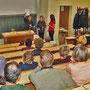 Christoff von Rohden erhält den erich-Veit-Preis für Schüler 2011