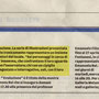 newspaper's article