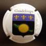 Marque :  FRANQUET Hervé N° Lambert : 4 Couleur :  Polychrome Description : Blason de la Guadeloupe  Emplacement : 050-06-04