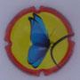 Marque : SOURDET - DIOT N° Lambert : NR4 Couleur : Polychrome Description : Papillon - nom de la marque  Emplacement :