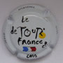 Marque : TINQUEUX N° Lambert : N2 Couleur : Contour rouge, fond blanc Description : Tour de France 2016  Emplacement :