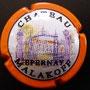 Marque : MALAKOFF (château de) N° Lambert : 9 Couleur : Jéroboam Orange Description : Château   Emplacement :