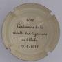Marque : SONNET Jacques N° Lambert : 4 verso Couleur : Crème et noir Description : Centenaire de la révolte des vignerons de l'Aube - 1911 - 2011  Emplacement :