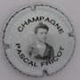 Marque : FRICOT Pascal N° Lambert : 7 Couleur : Blanc et noir Description : Portrait de la veuve ?  Emplacement :