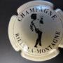 Marque : RILLY-la-MONTAGNE N° Lambert : 5 Couleur :  Crème et noir Description : Angelot  Emplacement : 094-01-02