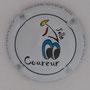 Marque : FRANCOIS - DELAGE N° Lambert : 45 Couleur : Fond blanc Description : Coureur cycliste stylisé Emplacement :