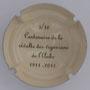 Marque : SONNET Jacques N° Lambert : 5 verso Couleur : Crème et noir Description : Centenaire de la révolte des vignerons de l'Aube - 1911 - 2011  Emplacement :