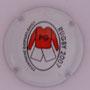 Marque : GASPARD - BAYET N° Lambert : 16g Couleur : Fond blanc Description : Coupe du monde rugby 2007 - Maillot Pays de Galles  Emplacement :
