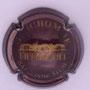 Marque : RICHOMME G N° Lambert : 2 Couleur : Marron et or Description : Nom de la marque au-dessus d'un château  Emplacement :