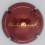 Marque : HEIDSIECK Charles N° Lambert : 53 Couleur : Bordeaux métallisé Description : Cuvée Charlie  Emplacement :