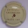 Marque : SOUSA (de) N° Lambert : NR Couleur : Crème et marron Description : Cuvée des Caudalies Grand cru Emplacement :