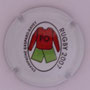 Marque : GASPARD - BAYET N° Lambert : 16a Couleur : Fond blanc Description : Coupe du monde rugby 2007 - Maillot Portugal  Emplacement :