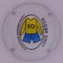 Marque : GASPARD - BAYET N° Lambert : 16j Couleur : Fond blanc Description : Coupe du monde rugby 2007 - Maillot Roumanie  Emplacement :