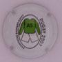 Marque : GASPARD - BAYET N° Lambert : 16f Couleur : Fond blanc Description : Coupe du monde rugby 2007 - Maillot Afrique du Sud  Emplacement :