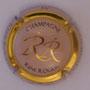 Marque : ROGER René N° Lambert : 3b Couleur : Rose, cercle rose Description : Initiales RR - Nom de la marque  Emplacement :