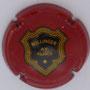 """Marque : BOLLINGER N° Lambert : 39 Couleur : Jeroboam. Bordeaux foncé Description : Blason contenant l'inscription """"BOLLINGER AY - FRANCE"""" Emplacement :"""